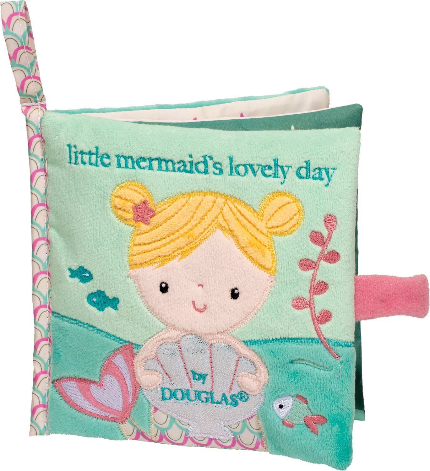 Mermaid Activity Book