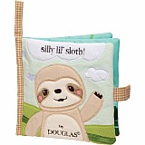 Sloth Soft Activity Book