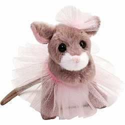 TIPPY TOE MOUSE W/TUTU