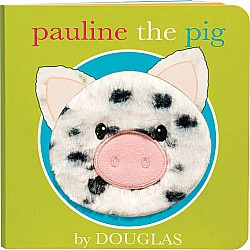 Douglas Toys Pauline the Pig Board Book
