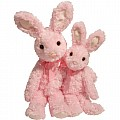 Carnation Pink Bunny, Small