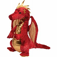Douglas Toys Eugene Red Dragon