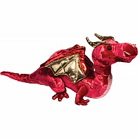 RUBY RED DRAGON Plush Douglas
