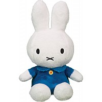 "7.5"" Miffy Classic Blue Dress"