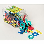 FF Lowercase Magnet Letters