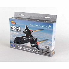 SR-71 Blackbird Construction Toy