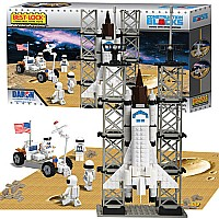 Space Shuttle 392 Piece Construction Toy