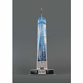 One World Trade Center 3D Puzzle 23 Pcs