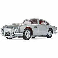 Corgi James Bond Aston Martin DB5 Silver