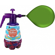 Balloon Kit and Pump with 100 Water Balloons