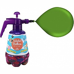Balloon Kit And Pump W/100 Water Balloons
