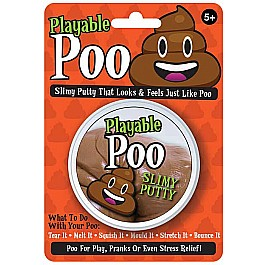 Playable Poo