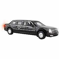 Presidential Pullback Limo W/Lights