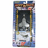 Hot Wings Joint Strike Fighter