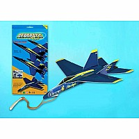 Blue Angels F-18 Glider
