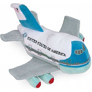 Air Force One Plush with Sound