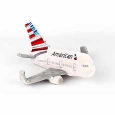 American Airlines Plush Airplane with Sound