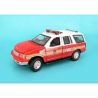Fdny Ford Expedition 1/24