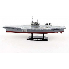 "Aircraft Carrier 9"" with Helicopter"
