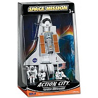 Space Shuttle 4 Piece Play Set