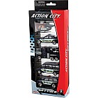 Police Dept 5 Pc Vehicle Gift Pack