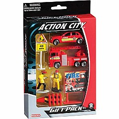 Fire Dept 10 Piece Gift Set
