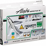 Alaska Airlines Airport Play Set