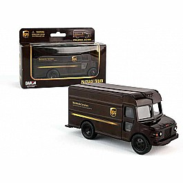 UPS Pullback Package Car