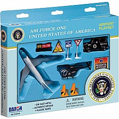 Air Force One 9 Piece Set