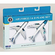Air Force One/Air Force 2 - 2 Plane Set