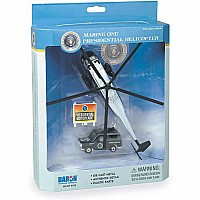 Marine One VH-3D Sea King 3 Piece Playset