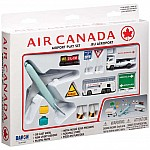 Air Canada 12 Piece Play set