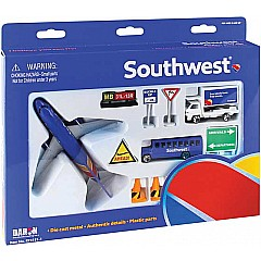 Southwest Airlines Playset New Livery