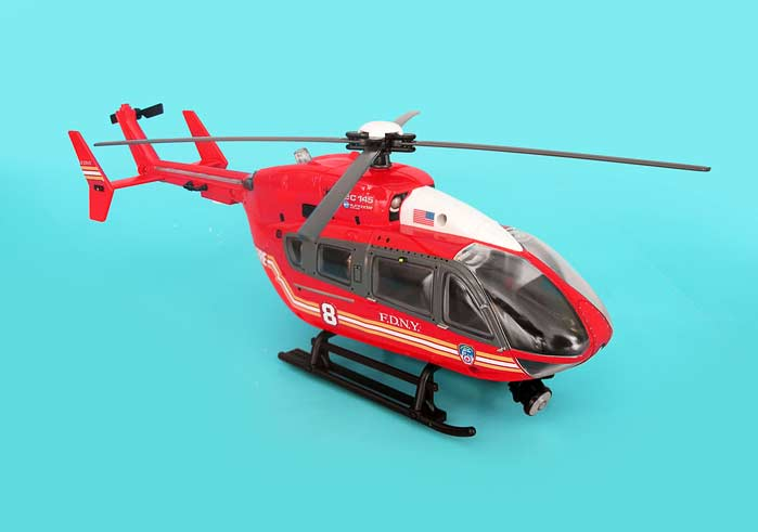 Fdny Helicopter W Lights Amp Sound 1 32 Fun Stuff Toys