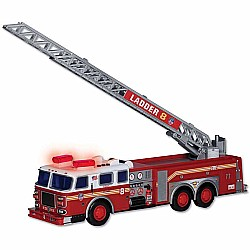 Fdny Ladder Truck with Lights  Sound