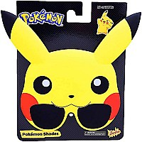 Pikachu Sun-staches