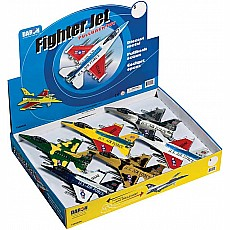Fighter Jet Pullback Toy