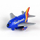 Southwest Pullback W/ Light & Sound Heart Livery