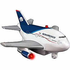 Aeromexico Pullback W/Light & Sound