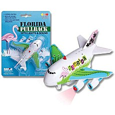 Florida Pullback with Light & Sound