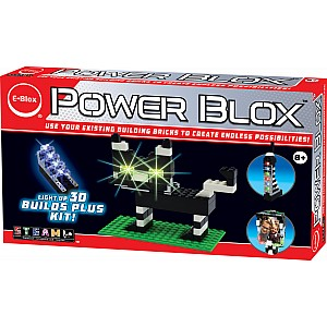 Power Blox Builds Plus Set