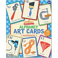 Hardware Art Cards