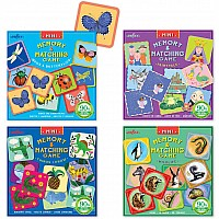 Miniature Matching Games Assortment