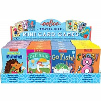 Miniature Card Games (sold separately)