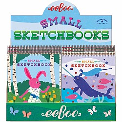 Small Animal Sketchbooks Assortment