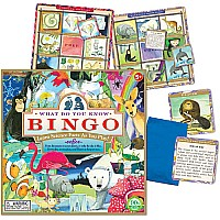 What Do You Know Bingo (2ED)