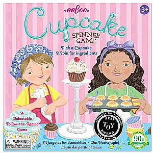 Cupcake Spinner Game (2ED)