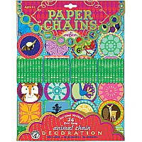 Animal Paper Chain