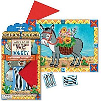 Pin The Tail On The Donkey Game (2ED)