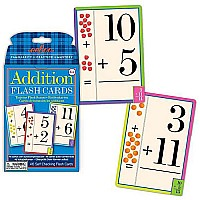 Flash Cards Addition E